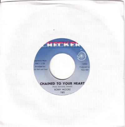 Chained To Your Heart/ Reaching Out