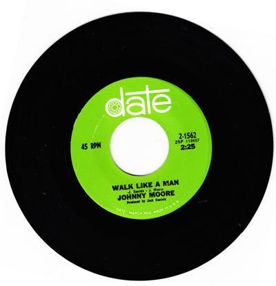 Walk Like A Man/ It's Just My Way Of Loving You