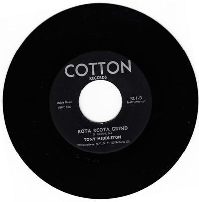 Rota Roota Grind  Instrumental/ Rota Roota Grind Vocal