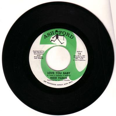 Image for Love You Baby/ Same: Instrumental