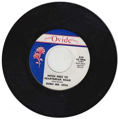 Hitch Hike To Heartbreak Road/ She's My Woman