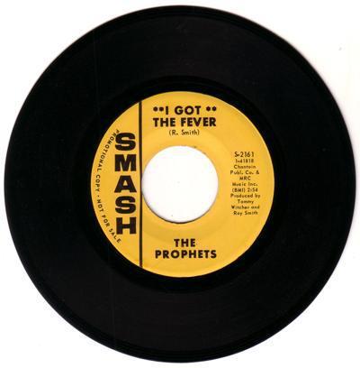 I Got The Fever/ Soul Control