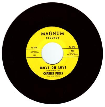 How Can I (keep From Crying)/ Move On Love