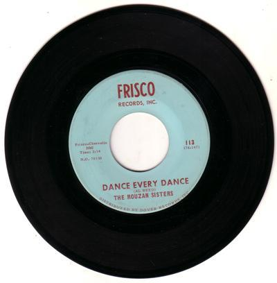 Dance Every Dance/ Men Of War