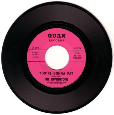 You're Gonna Pay/ I Don't Want Anew Baby