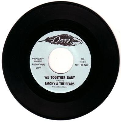 Image for We Together Baby/ Let's Dance