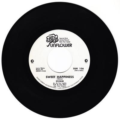 Sweet Happiness/ Going Going Gone