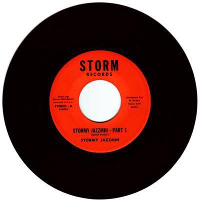 Stormy Jazzmin'/ Stormy Jazzmin' Part 2