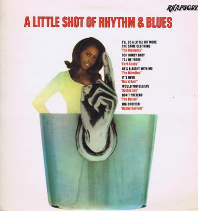 A Little Shot Of Rhythm & Blues/ 1966 Uk Rare Compilation