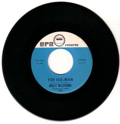 Image for The Ice-man/ The Blue And Lonely