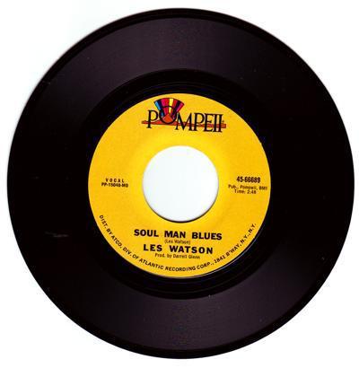 Soul Man Blues/ No Peace, No Rest