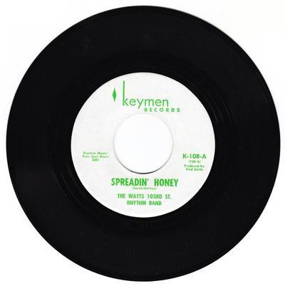 Spreadin' Honey/ Charley