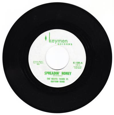 Image for Spreadin' Honey/ Charley