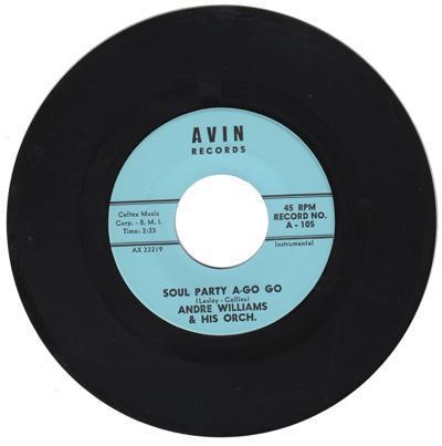 Soul Party A Go Go/ Hard Hustling
