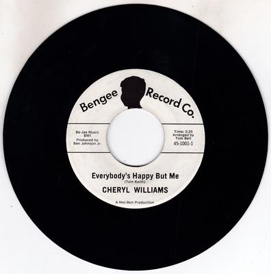 Image for Everybody's Happy But Me/ I'm Your Fool