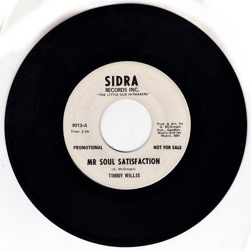 Mr. Soul Satisfaction/ I'm Wondering