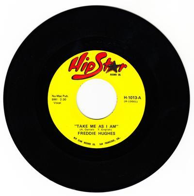 Take Me As I Am/ Same: Instrumental
