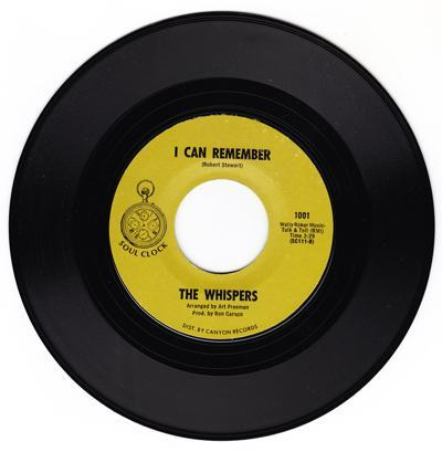 I Can Remember/ Planets Of Life