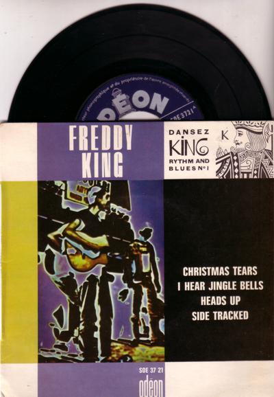 Christmas Tears + I Hear Jingle Bells/ Heads Up + Side Tracked