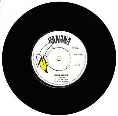 Jackie Mittoo c/w Roy Richards - Peenie Wallie / Can't Go On - Banana BA 320