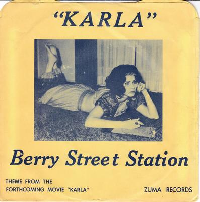 Berry Street Station - Soho / Karla - Zuma LC 645