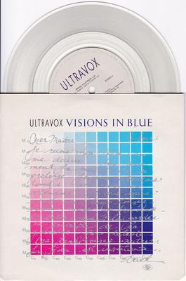Image for Visions In Blue/ Break Your Back