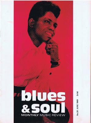 Blues & Soul - No. 20 / June 1969 - Contempo Publications Ltd. 20