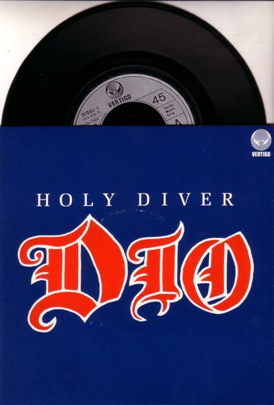 Holy Diver/ Evil Eyes