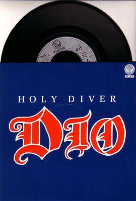 Image for Holy Diver/ Evil Eyes