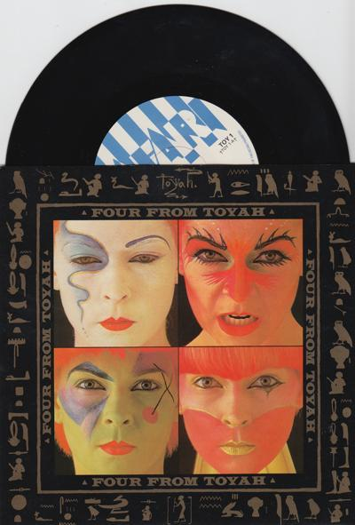 Four From Toyah/ Immaculate 1981 4 Track Ep