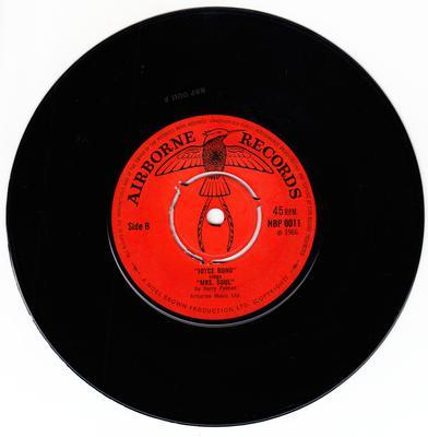 Joyce Bond - Mrs. Soul / It's All Right - Airborne NBP 0011
