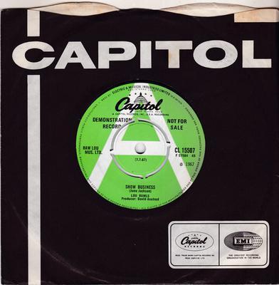 Rare Vinyl Records | Northern Soul Records | John Manship