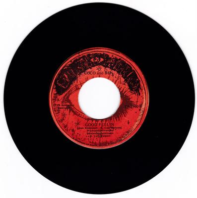 Coco & Ben - Good Feeling / See the World (As It Is) - Earth World TR 2700