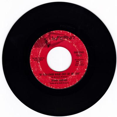 Dena Barnes - If You Ever Walk Out Of My Life / Who Am I - Inferno 2002