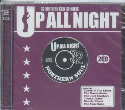 Up All Night/ 32 Tracks