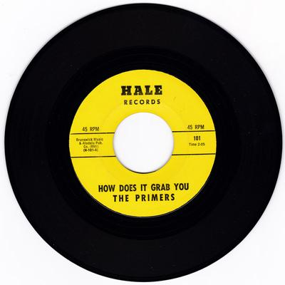 Primers - How Does It Grab You / That Lucky Old Sun - Hale 101