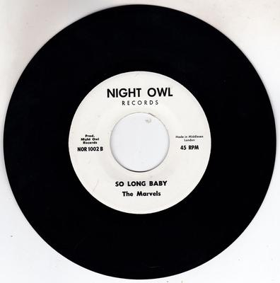 Image for So Long Baby/ In The Middle Of The Night