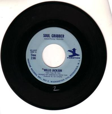 Image for Soul Grabber/ The Song Of Ossanha