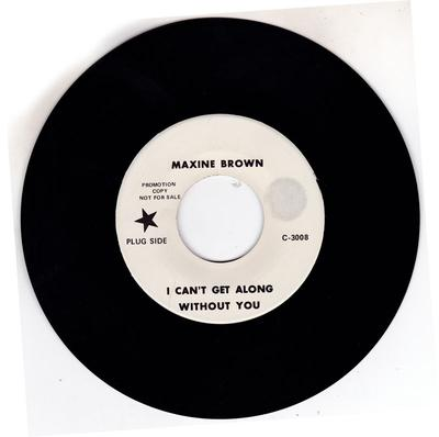 Image for I Can't Get Along Without You/ Reason To Believe