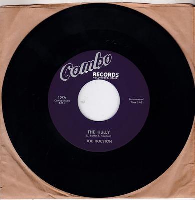 Joe Houston - The Hully / Ko Ko Mo - Combo 157