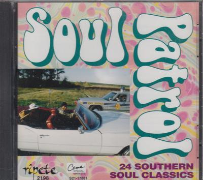 Soul Patrol/ Usa Import 24 Greatsoul Tracks