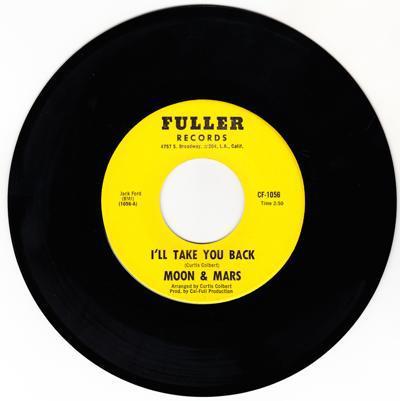 I'll Take You Back/ Same: Instrumental