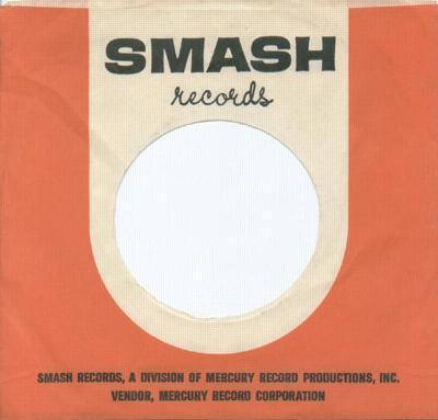 Image for Usa Original Company 45 Sleeve/ Circa 1964 To 1968