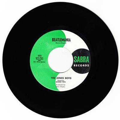 Beatlemania/ Honky