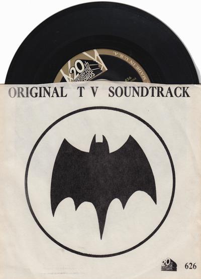Batman Theme : Original Tv Soundtrack/ Nelson's Riddler