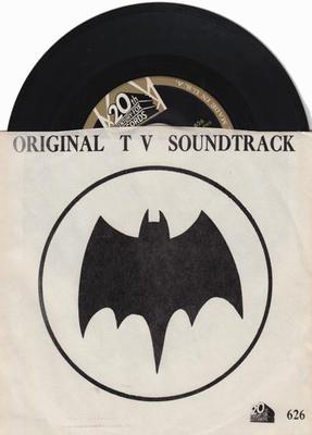 Image for Batman Theme : Original Tv Soundtrack/ Nelson's Riddler