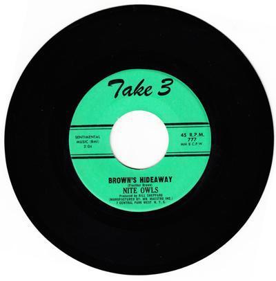 Brown's Hideaway/ Hip Monkey