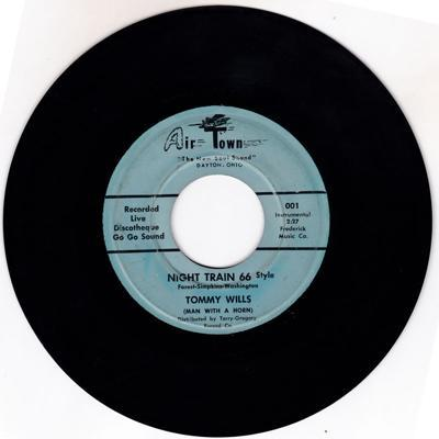 Image for Night Train 66/ Honky Tonk 66