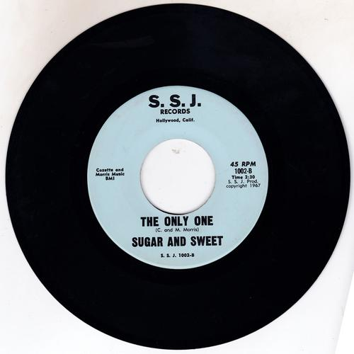 The Only One/ Stop Crying