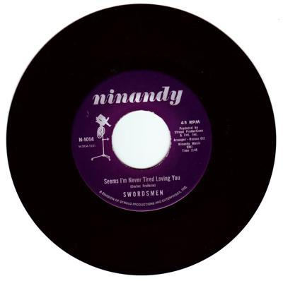 Seems I'm Never Tired Loving You/ Oh My Soul